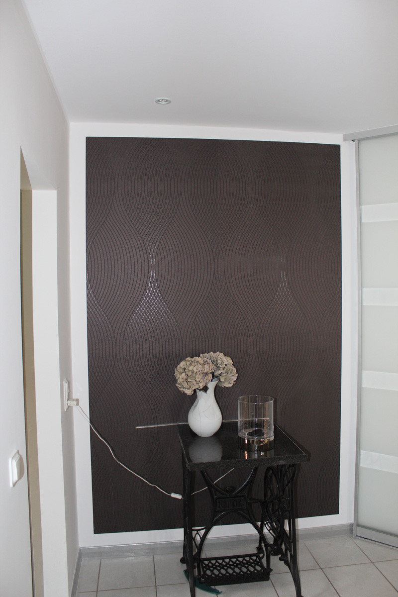 Wandputz als hochwertige Form der Innenraumgestaltung